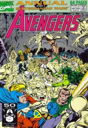 Avengers (1963-1996)#Annual 20B