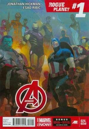 Avengers (2012-2015)#24A