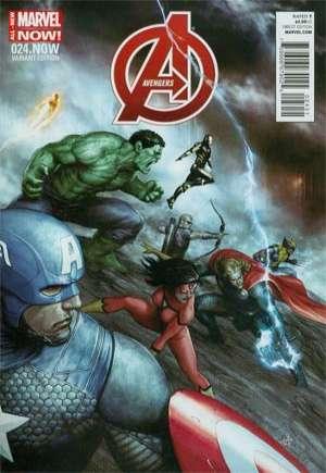 Avengers (2012-2015)#24E