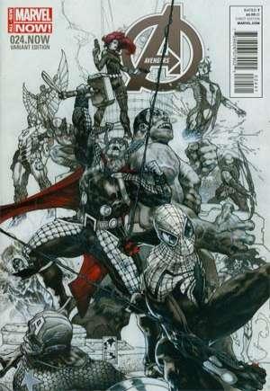 Avengers (2012-2015)#24D