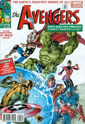 Avengers (2012-2015)#24I