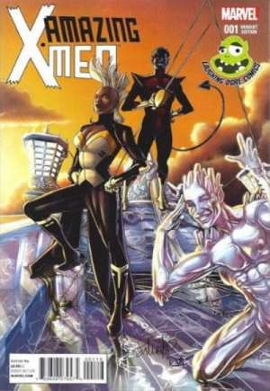 Amazing X-Men (2014-Present)#1J