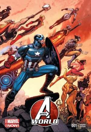 Avengers World (2014-2015)#1D