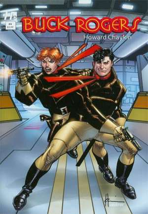 Buck Rogers in the 25th Century (2013-2014)#4