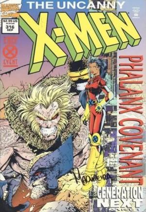 Uncanny X-Men (1963-2011)#316D