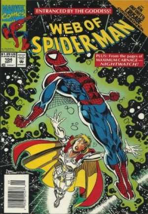 Web of Spider-Man (1985-1995) #104A