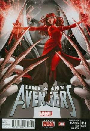 Uncanny Avengers (2012-2014)#14C