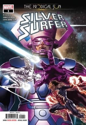 Silver Surfer: Prodigal Sun#1B