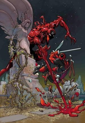 Absolute Carnage Vs Deadpool#1E
