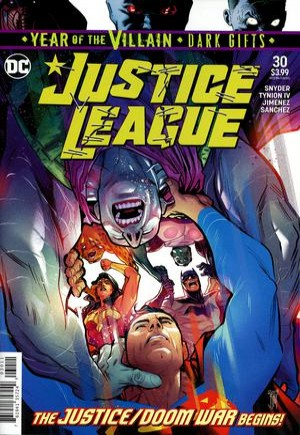 Justice League (2018-2021)#30A