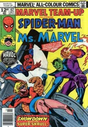 Marvel Team-Up (1972-1985)#62D