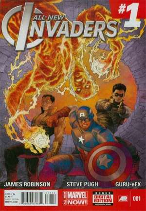 All-New Invaders (2014-2015)#1A