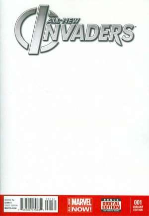 All-New Invaders (2014-2015) #1E