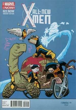 All-New X-Men (2013-2015)#22D
