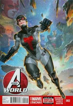 Avengers World (2014-2015)#2A