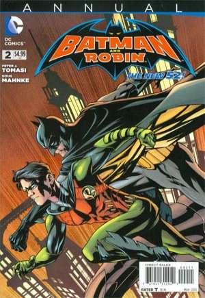 Batman and Robin (2011-2015)#Annual 2