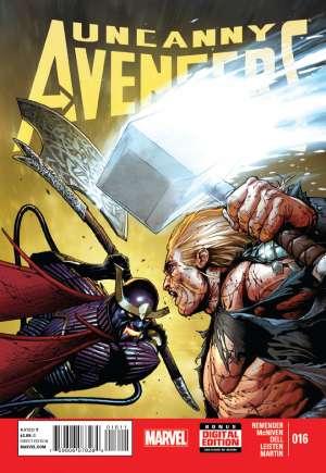 Uncanny Avengers (2012-2014)#16