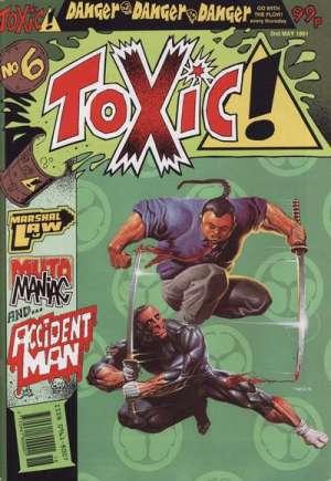 Toxic! (UK) (1991)#6