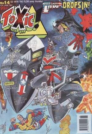 Toxic! (UK) (1991)#14