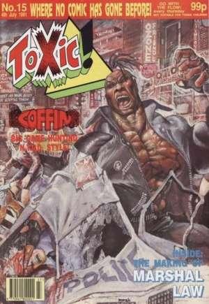 Toxic! (UK) (1991)#15