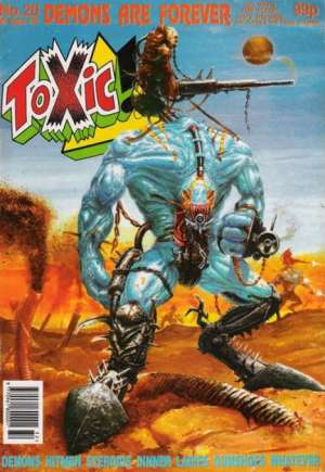 Toxic! (UK) (1991)#20