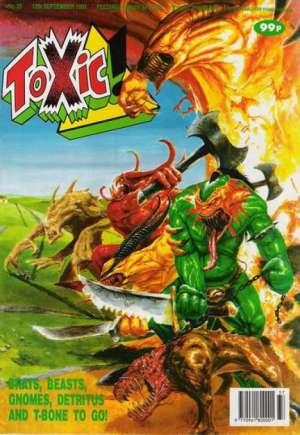 Toxic! (UK) (1991)#25