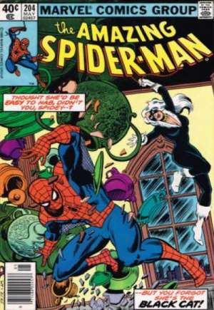 Amazing Spider-Man (1963-1998)#204A