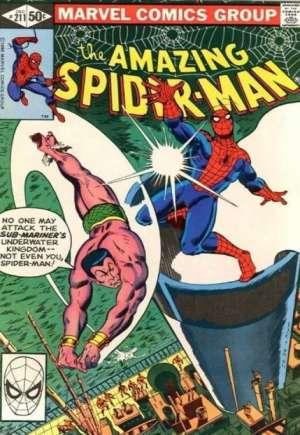 Amazing Spider-Man (1963-1998)#211B