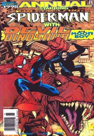 Amazing Spider-Man (1963-1998)#Annual 1998A