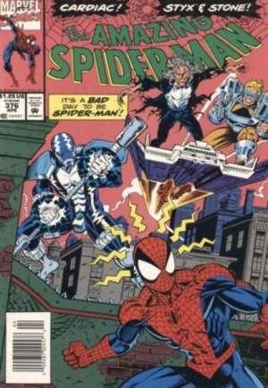 Amazing Spider-Man (1963-1998)#376A