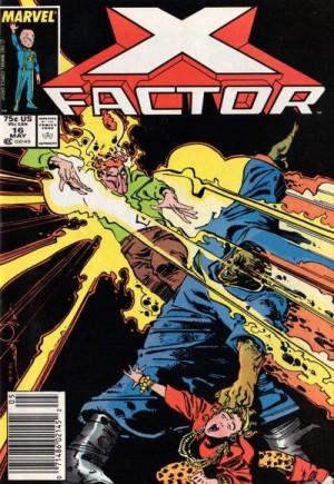 X-Factor (1986-1998)#16A