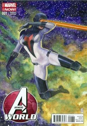 Avengers World (2014-2015)#1G