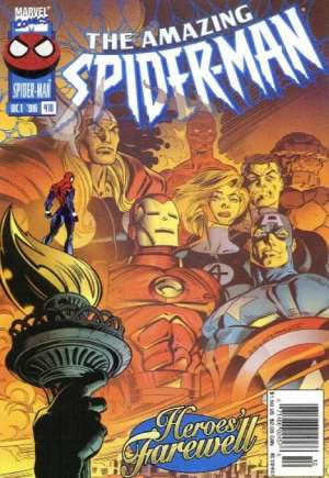 Amazing Spider-Man (1963-1998) #416A