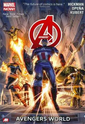 Avengers (2012-2015)#TP Vol 1