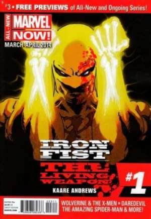 All-New Marvel Now! Previews (2014-Present)#3B