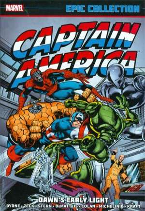 Captain America Epic Collection (2014-Present)#TP Vol 9A