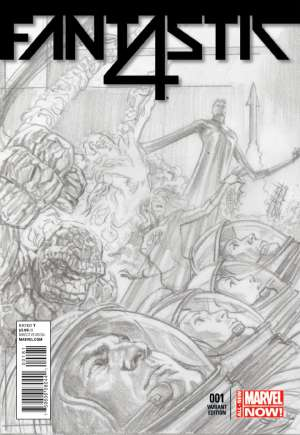 Fantastic Four (2014-2015)#1G
