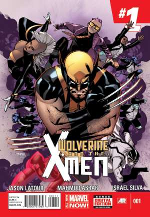 Wolverine and the X-Men (2014-2015) #1A