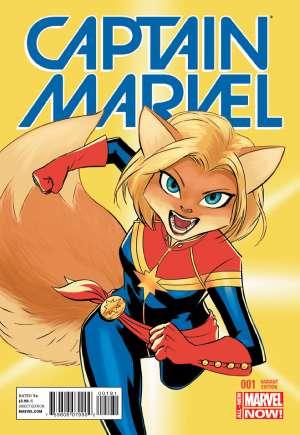 Captain Marvel (2014-2016)#1E