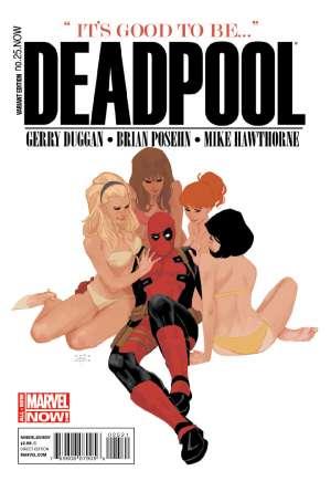Deadpool (2012-2015)#25B
