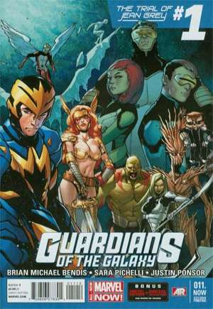 Guardians of the Galaxy (2013-2015) #11F