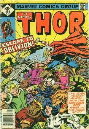 Thor (1966-1996)#259B