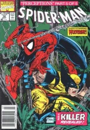 Spider-Man (1990-1998)#12A