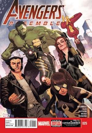 Avengers Assemble (2012-2014)#25