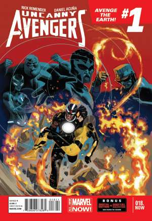 Uncanny Avengers (2012-2014)#18A