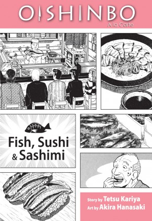 Oishinbo: A La Carte (2009-2010)#GN Vol 4