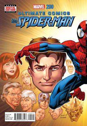 Ultimate Spider-Man (2014)#200A