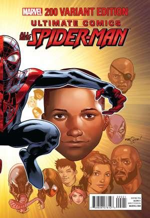 Ultimate Spider-Man (2014)#200B