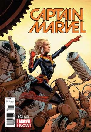 Captain Marvel (2014-2016)#2B