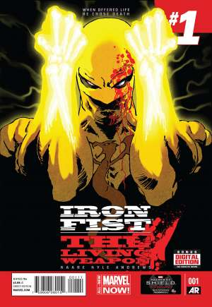 Iron Fist: The Living Weapon (2014-Present) #1A